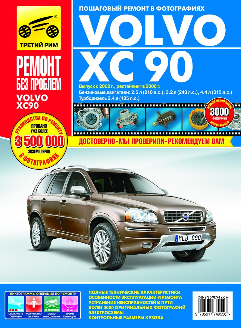 автомобилей Volvo XC90